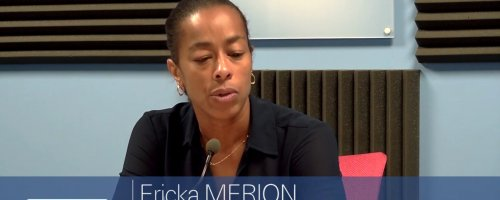 Intervention d'Ericka MERION sur Eclair TV le 16/04/2020
